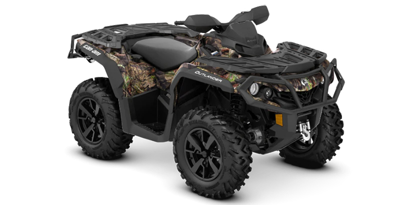 2020 Can-Am Outlander XT 1000R at Sloans Motorcycle ATV, Murfreesboro, TN, 37129
