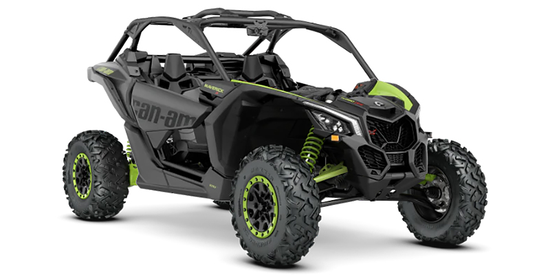 2020 Can-Am Maverick X3 X ds TURBO RR at Jacksonville Powersports, Jacksonville, FL 32225