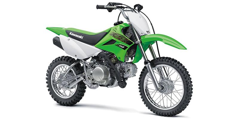 2020 Kawasaki KLX 110 at Jacksonville Powersports, Jacksonville, FL 32225
