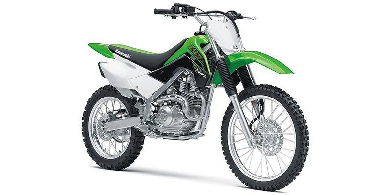 2020 Kawasaki KLX® 140L at Sloans Motorcycle ATV, Murfreesboro, TN, 37129
