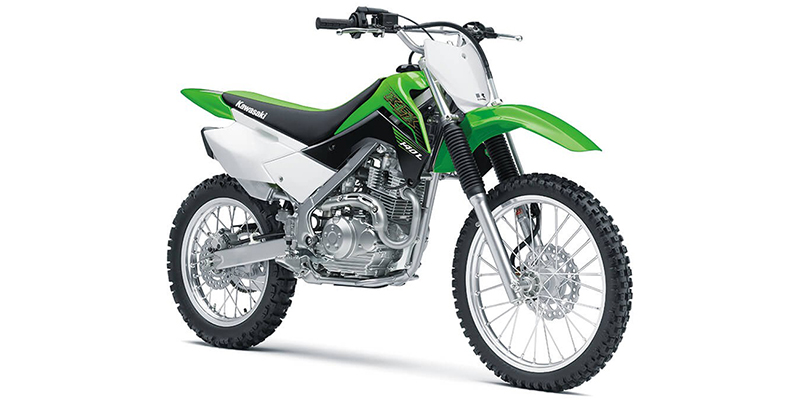 2020 Kawasaki KLX 140L at Sloans Motorcycle ATV, Murfreesboro, TN, 37129