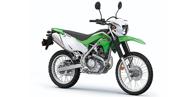 KLX®230 ABS at Dale's Fun Center, Victoria, TX 77904