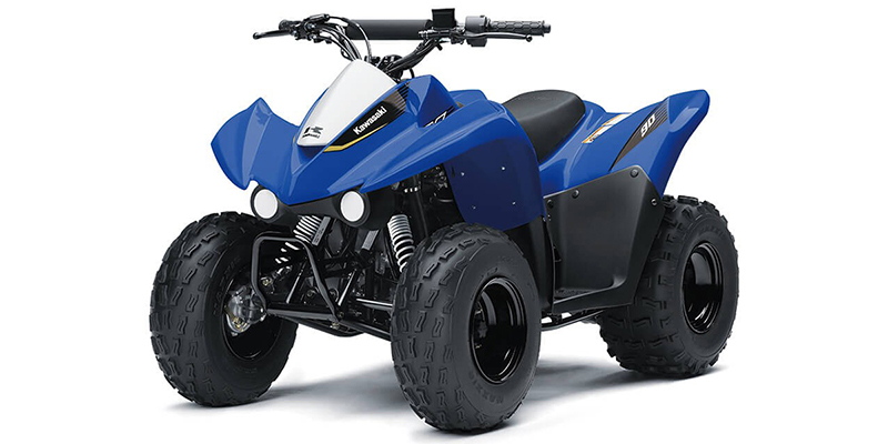 2020 Kawasaki KFX® 90 at Dale's Fun Center, Victoria, TX 77904