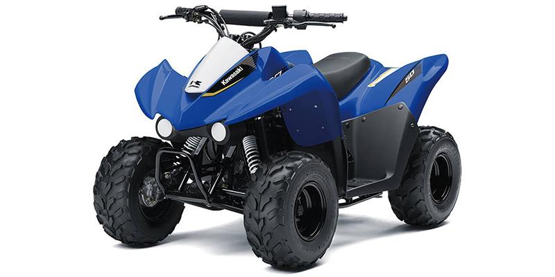 2020 Kawasaki KFX® 50 at Sloans Motorcycle ATV, Murfreesboro, TN, 37129
