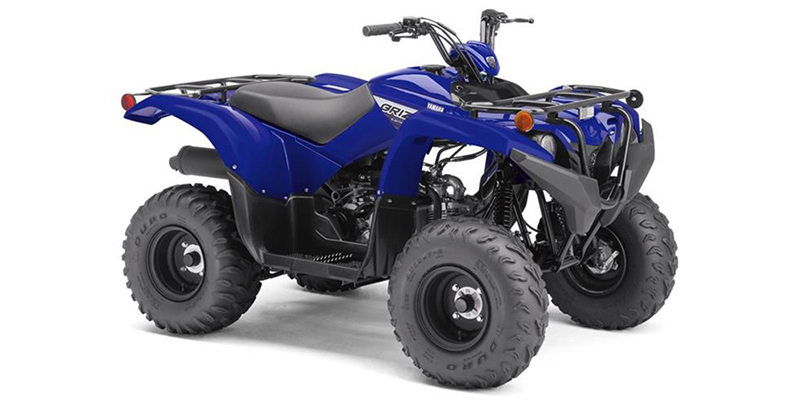 2020 Yamaha Grizzly 90 at Wild West Motoplex
