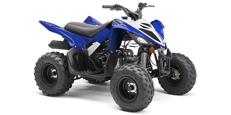 2020 Yamaha Raptor 90 at Wild West Motoplex