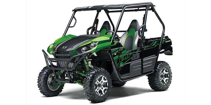 Kawasaki at ATVs and More