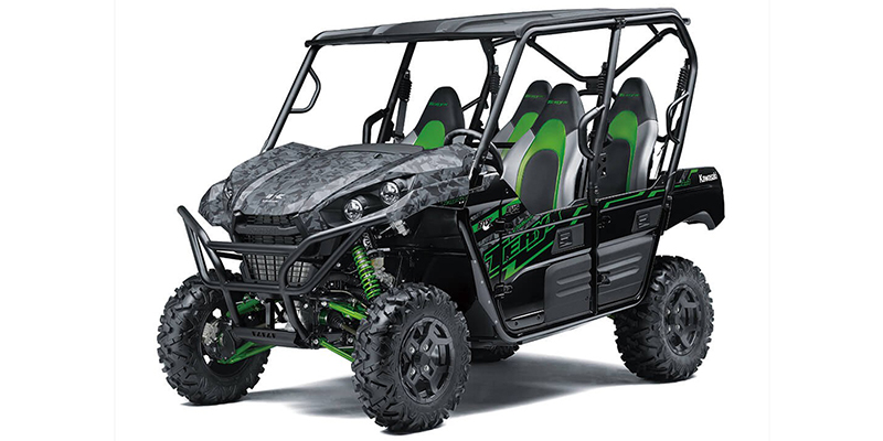2020 Kawasaki Teryx4™ LE at Hebeler Sales & Service, Lockport, NY 14094