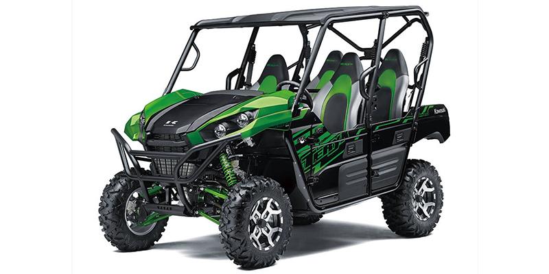 2020 Kawasaki Teryx4 LE at Kawasaki Yamaha of Reno, Reno, NV 89502