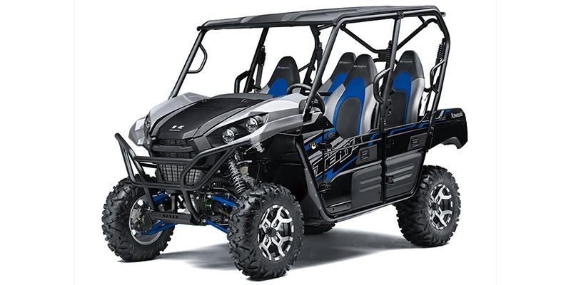 2020 Kawasaki Teryx4 LE at Sloans Motorcycle ATV, Murfreesboro, TN, 37129