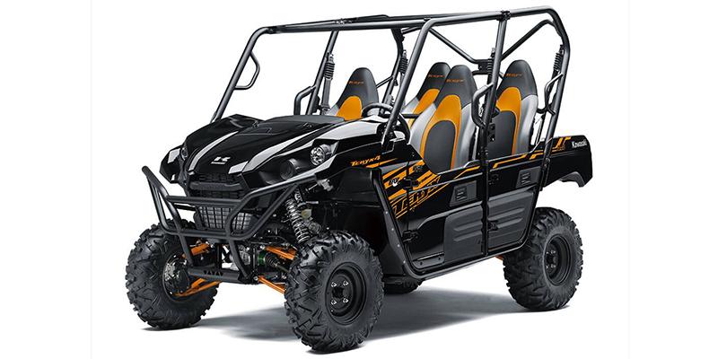 2020 Kawasaki Teryx4™ Base at Hebeler Sales & Service, Lockport, NY 14094