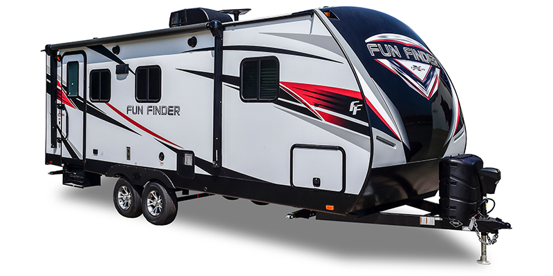 Fun Finder Extreme Lite 28QD at Youngblood Powersports RV Sales and Service