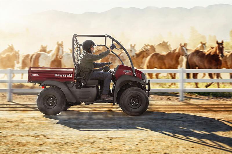 2020 Kawasaki Mule SX™ FI 4x4 at Hebeler Sales & Service, Lockport, NY 14094