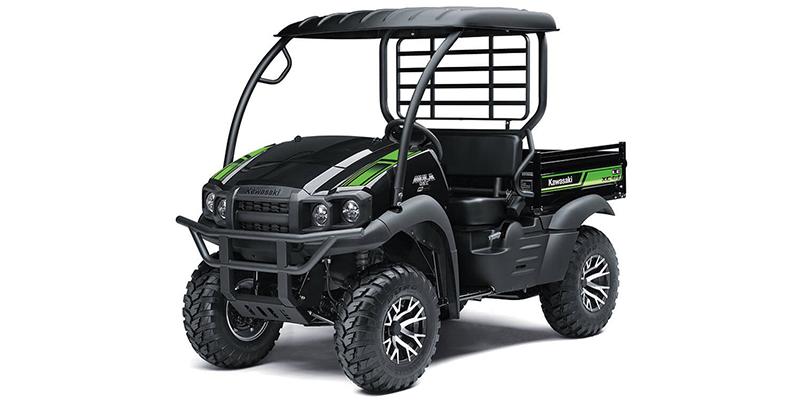 2020 Kawasaki Mule SX™ FI 4x4 XC LE at Hebeler Sales & Service, Lockport, NY 14094