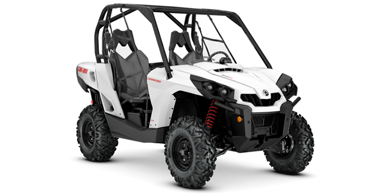 2020 Can-Am Commander 800R at Jacksonville Powersports, Jacksonville, FL 32225
