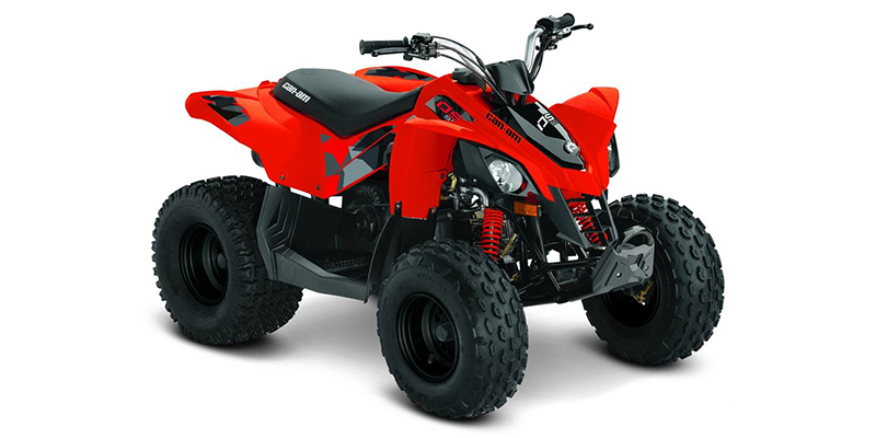 2020 Can-Am DS 90 at Riderz