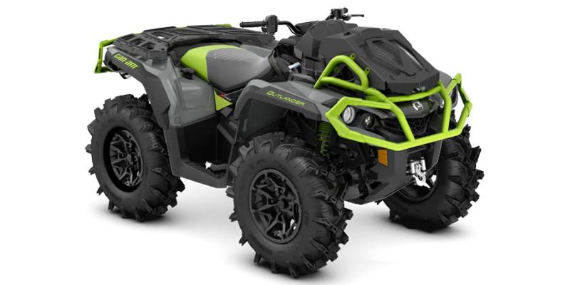2020 Can-Am Outlander X mr 850 at Sloans Motorcycle ATV, Murfreesboro, TN, 37129