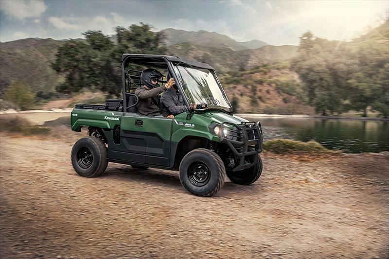 2020 Kawasaki Mule™ PRO-MX™ EPS at Hebeler Sales & Service, Lockport, NY 14094