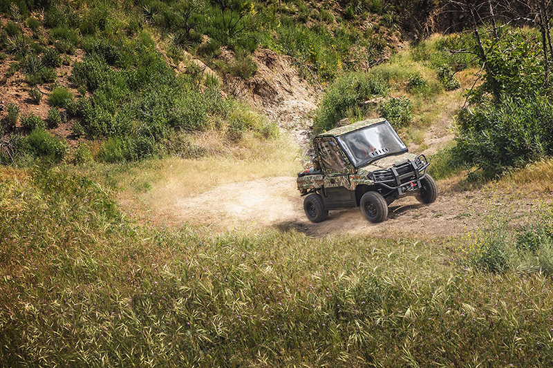 2020 Kawasaki Mule PRO-MX EPS Camo at Thornton's Motorcycle - Versailles, IN