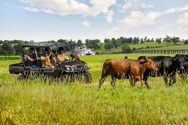 2020 Kawasaki Mule™ PRO-FXT™ Ranch Edition at Hebeler Sales & Service, Lockport, NY 14094