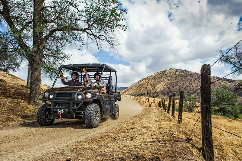 2020 Kawasaki Mule PRO-FXT Ranch Edition at Wild West Motoplex