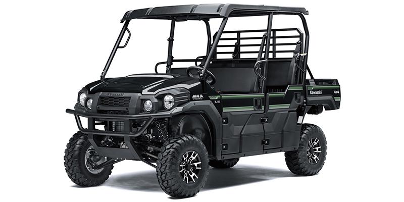 2020 Kawasaki Mule™ PRO-FXT™ EPS LE at Hebeler Sales & Service, Lockport, NY 14094