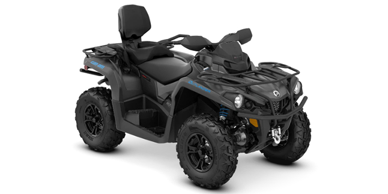 2020 Can-Am Outlander MAX XT 570 at Sloans Motorcycle ATV, Murfreesboro, TN, 37129
