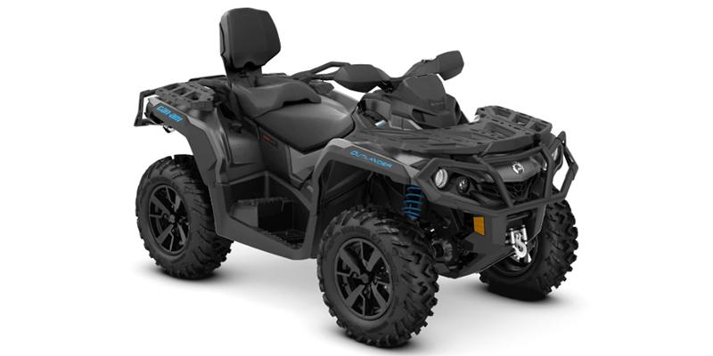 2020 Can-Am Outlander MAX XT 650 at Sloans Motorcycle ATV, Murfreesboro, TN, 37129