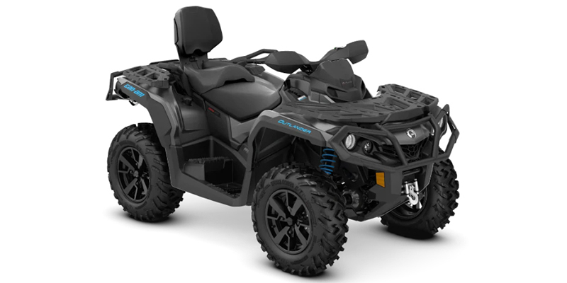 2020 Can-Am Outlander MAX XT 850 at Sloans Motorcycle ATV, Murfreesboro, TN, 37129