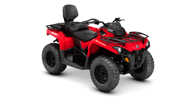 2020 Can-Am Outlander MAX 450 at Sloans Motorcycle ATV, Murfreesboro, TN, 37129