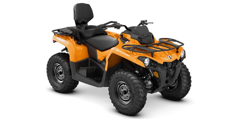 2020 Can-Am Outlander MAX DPS 570 at Sloans Motorcycle ATV, Murfreesboro, TN, 37129