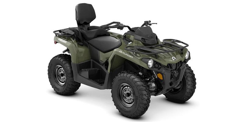 2020 Can-Am Outlander MAX DPS 450 at Sloans Motorcycle ATV, Murfreesboro, TN, 37129