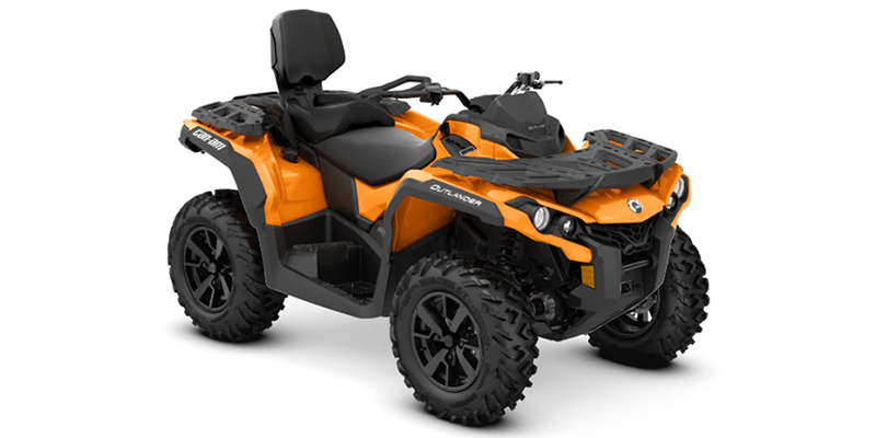 2020 Can-Am Outlander MAX DPS 650 at Sloans Motorcycle ATV, Murfreesboro, TN, 37129