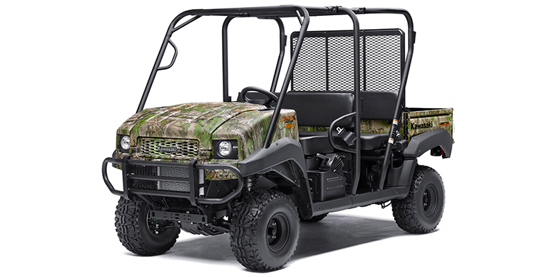 2020 Kawasaki Mule™ 4010 Trans4x4® Camo at Sloans Motorcycle ATV, Murfreesboro, TN, 37129