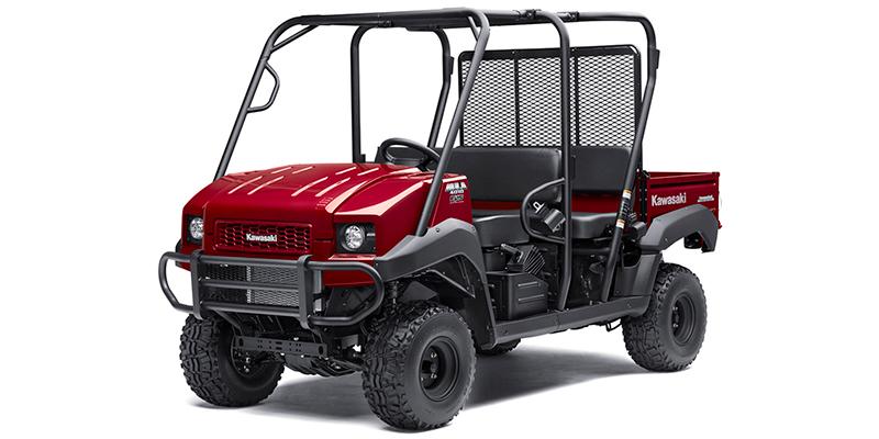2020 Kawasaki Mule 4010 Trans4x4 at Jacksonville Powersports, Jacksonville, FL 32225