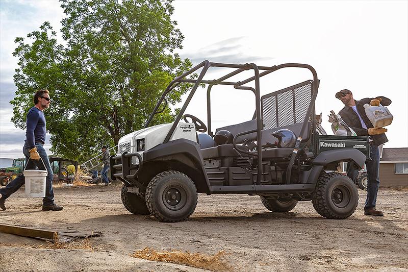 2020 Kawasaki Mule™ 4000 Trans at Hebeler Sales & Service, Lockport, NY 14094