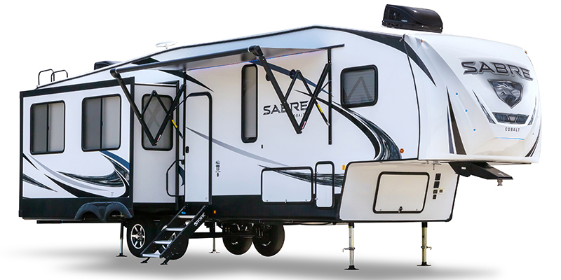 Sabre 38DBQ at Youngblood Powersports RV Sales and Service