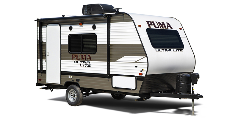 Puma Ultra Lite 16DSX at Youngblood Powersports RV Sales and Service