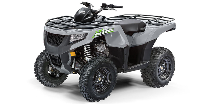 2020 Arctic Cat Alterra 570 4x4 at Harsh Outdoors, Eaton, CO 80615