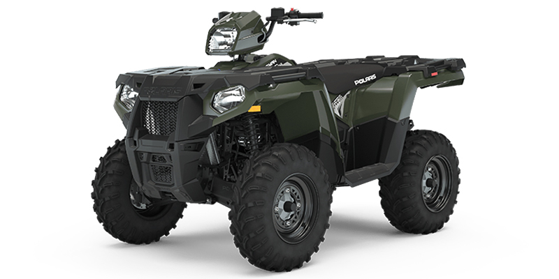 2020 Polaris Sportsman 450 H.O. Base at Sloans Motorcycle ATV, Murfreesboro, TN, 37129