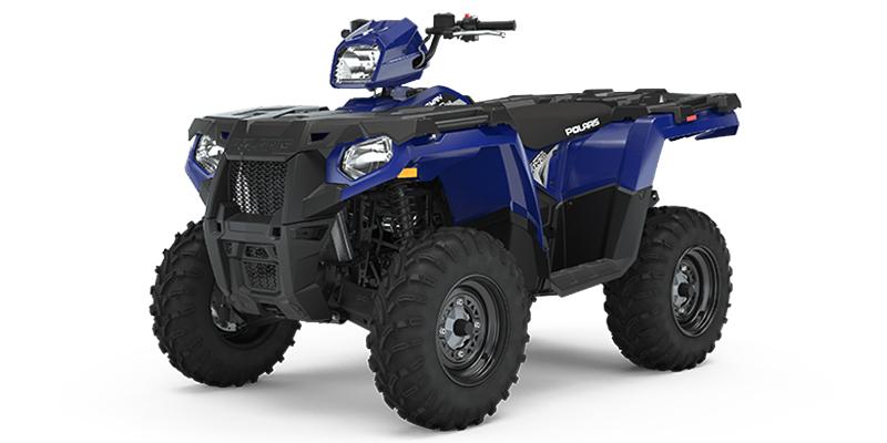 2020 Polaris Sportsman 450 HO EPS at Sloans Motorcycle ATV, Murfreesboro, TN, 37129