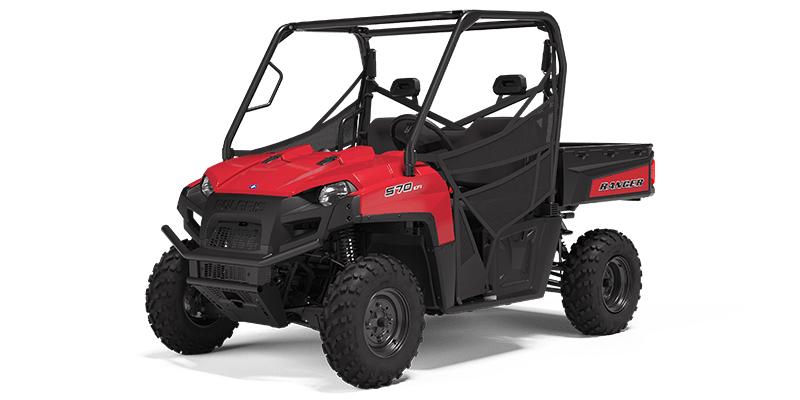 2020 Polaris Ranger 570 Full-Size at Sloans Motorcycle ATV, Murfreesboro, TN, 37129