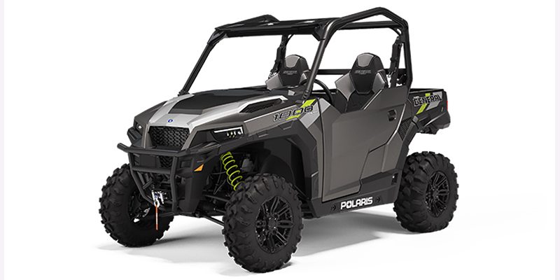 2020 Polaris GENERAL 1000 Premium at Brenny's Motorcycle Clinic, Bettendorf, IA 52722