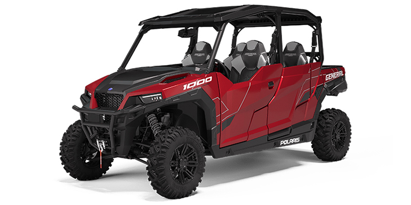 GENERAL® 4 1000 Deluxe at Iron Hill Powersports