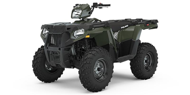 2020 Polaris Sportsman 570 EPS Utility EPS at Sloans Motorcycle ATV, Murfreesboro, TN, 37129