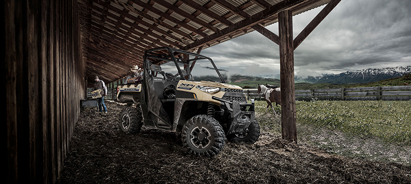 2020 Polaris Ranger XP 1000 Premium at Southern Illinois Motorsports