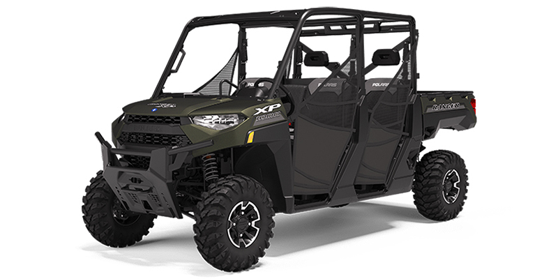 2020 Polaris Ranger Crew XP 1000 Premium at Waukon Power Sports, Waukon, IA 52172