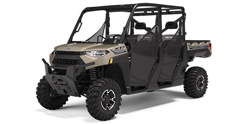 2020 Polaris Ranger Crew XP 1000 Premium at Waukon Power Sports, Waukon, IA 52172