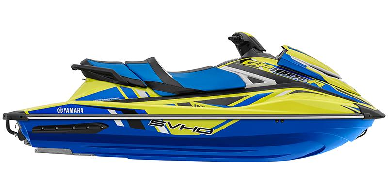 WaveRunner® GP1800R SVHO at Kawasaki Yamaha of Reno, Reno, NV 89502