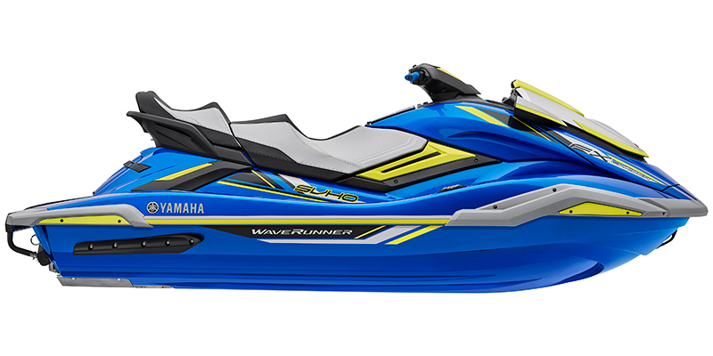 WaveRunner® FX Cruiser SVHO at Kawasaki Yamaha of Reno, Reno, NV 89502